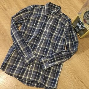 Under Armour Pearl Snap Button Down